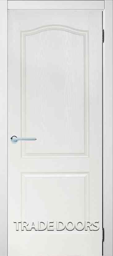 Дверь Классика белый винорит